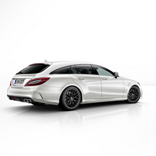 Mercedes-Benz CLS 63 AMG Shooting Brake 4Matic