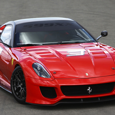 Enthusiast Renders Fictional F12XX Berlinetta
