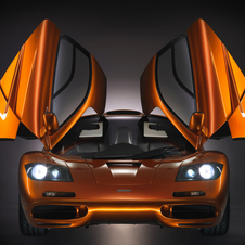 20 Years Since the McLaren F1