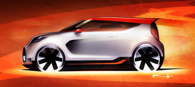 Kia Will Premiere Track'ster at Chicago Motor Show