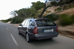 Mercedes-Benz C 200 CDI Estate Automatic