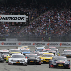 A series sharing the rules of the DTM will start in the US in 2015 at the earliest
