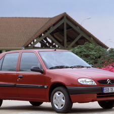 Citroën Saxo Exclusive