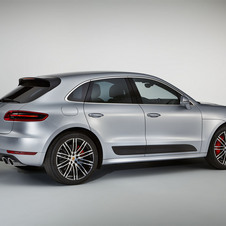 Porsche Macan Turbo Pack Performance PDK