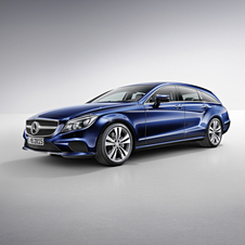 Mercedes-Benz CLS 350 BlueTec Shooting Brake 4Matic