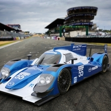 The Dempsey Racing car will carry Mazda sponsorship