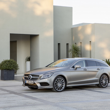 Mercedes-Benz CLS 500 Shooting Brake 4Matic