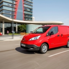 Nissan e-NV200 Van Basic