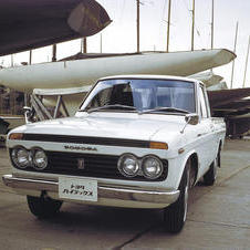 1968 - Toyota Hilux begins production