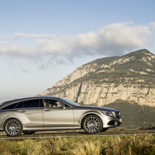Mercedes-Benz CLS 220 BlueTec Shooting Brake