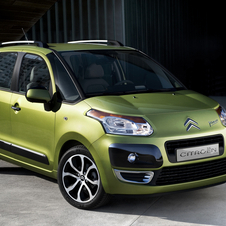 Citroën C3 Picasso 1.6 HDi 92 Exclusive