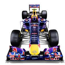 Adrian Newey was not able to find many improvements over the RB8