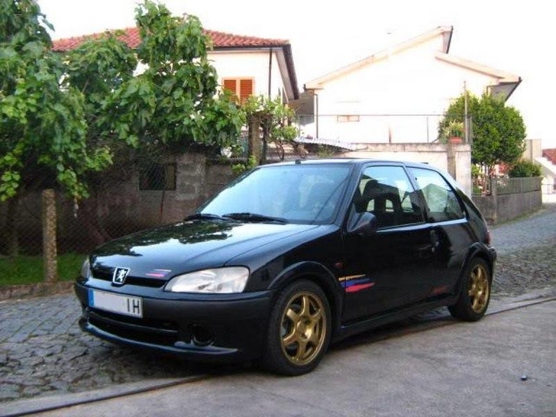 1995 car 106 peugot manual