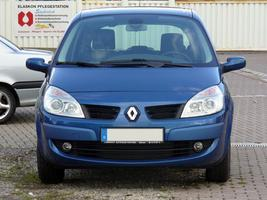 Renault Scenic II 2.0 dCi Automatic