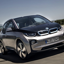 Sales of the i3 are not quite as brisk with a one-month waiting list