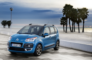 Citroën C3 Picasso 1.6 HDi 92 Seduction