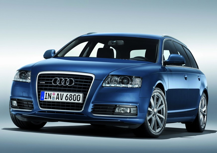 Audi a6 avant 3. 0 v6 tfsi quattro tiptronic limited edition:: 1.