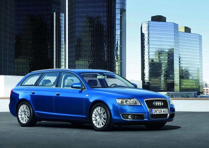 Audi rs6 avant performance nogaro edition packs nearly 700 hp.