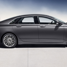 Lincoln MKZ 2