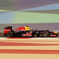 Vettel seems to back in form in Bahrain