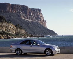 Mercedes-Benz C 200 CDI Automatic