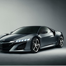 The NSX will go into production in 2015