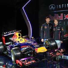 The RB9 looks almost identical to the RB8