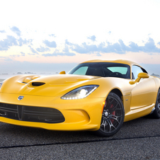The new Viper will be competing with the Corvette Z06 as America's sub-100k sports car
