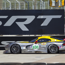 The Viper GTS-Rs have had mixed success so far in their racing careers