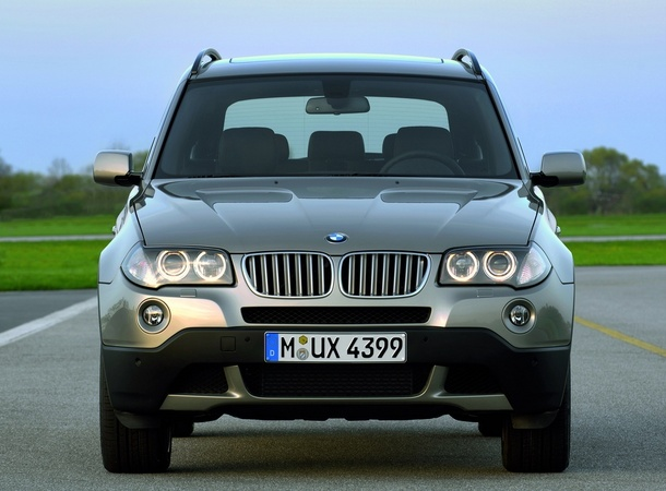 BMW X3 xDrive25i Lifestyle (E83)