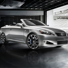 Lexus IS 350C F Sport Special Edition