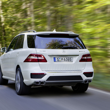 Mercedes-Benz ML63 AMG Performance Package