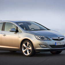 Opel Astra 1.4 Turbo Cosmo Active Select (10)