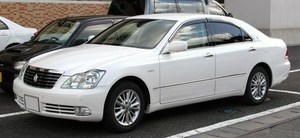 Toyota Crown Royal 3.0 4WD