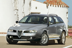 Alfa Romeo Crosswagon 1.9 JTD 16V Q4 Distinctive