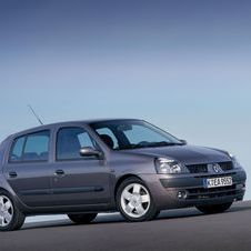 Renault Clio II 1.2 Expression