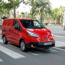 Nissan e-NV200 Van Basic Pack Plus+C6kW+Grelha