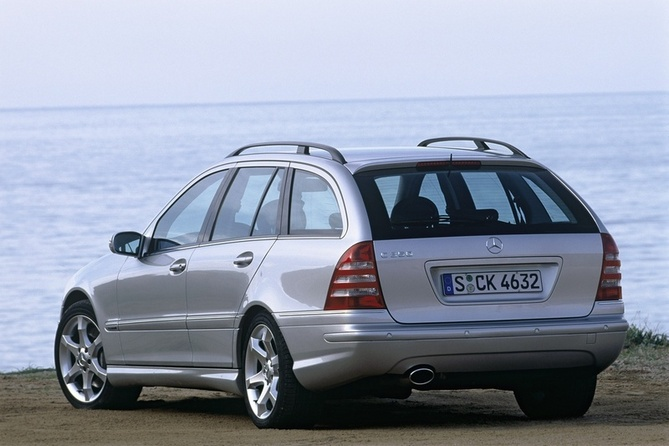 Mercedes-Benz C 350 Estate