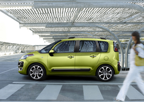 Citroën C3 Picasso 1.4 VTi 95 Attraction
