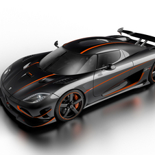 O Agera RS é a mais recente evolução do supercarro Agera