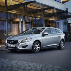 Volvo sold out of the V60 Plug-In Hybrid before it even arrived at dealers