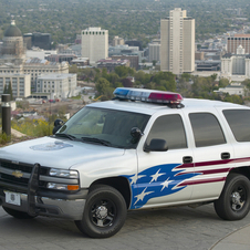 Chevrolet Tahoe Police Vehicle