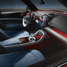 Inside the Clubman concept indicates how future MINIs will be equipped