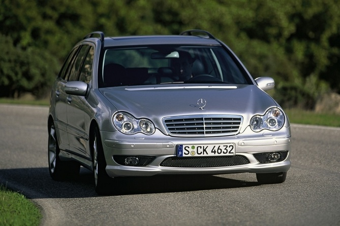 Mercedes-Benz C 350 Estate Automatic