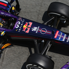 Red Bull has been among the most vocal against this year's tires