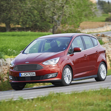 Ford C-Max 2.0 TDCi Titanium Powershift