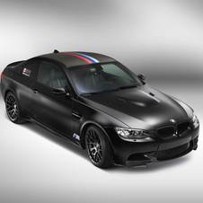 The M3 Championship Edition will be limited to 54 cars