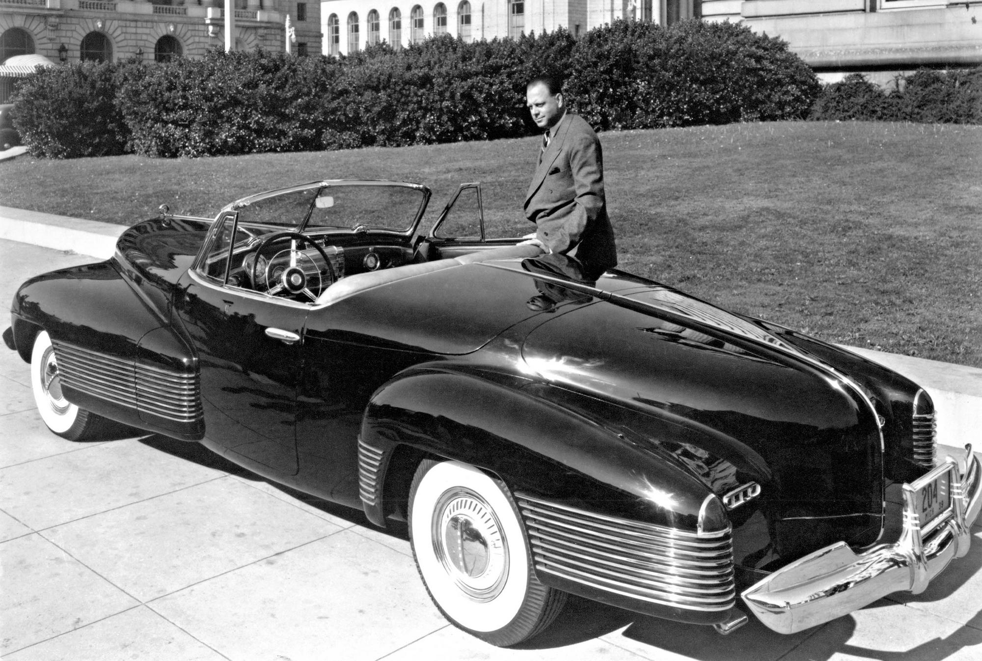 The first Concept Car: Buick Y-Job slideshow :: autoviva.com