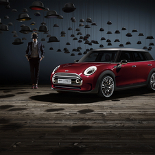 Final design of the new Clubman will be very similar to the concept