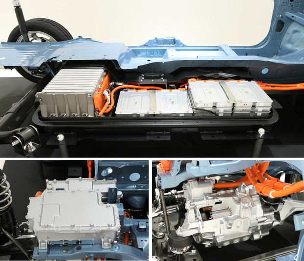 Nissan could nearly triple the Leaf's capacity for the same price if battery costs drop as much as McKinsey says